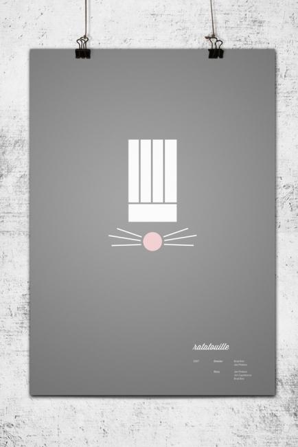 296e4_Pixar-Minimalist-Poster-Ratatouille